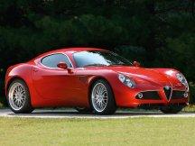 Vitres teintées pour Alfa 8C Competizione