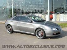 Vitres teintées pour Alfa GT