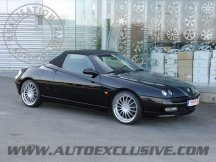 Vitres teintées pour Alfa Spider - GTV