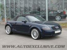 Jantes Auto Exclusive pour votre Audi TT 1999- 2006