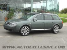 Jantes Auto Exclusive pour votre Audi A6 Allroad 2000- 2005