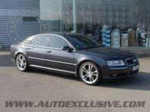Jantes Auto Exclusive pour votre Audi A8 2002- 2009