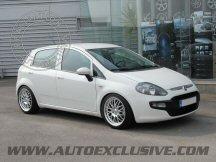 Des suspensions de qualité au meilleur prix pour surbaisser votre Fiat Punto Evo