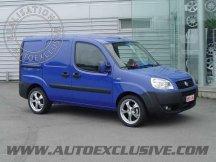 Vitres teintées pour Fiat Doblo 2005- 2010