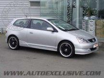 Des suspensions de qualité au meilleur prix pour surbaisser votre Honda Civic 2000- 2004 4/100