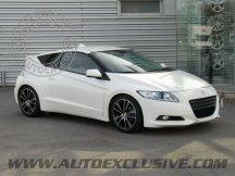 Des suspensions de qualité au meilleur prix pour surbaisser votre Honda CR-Z