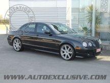 Découvrez les photos de nos réalisations Jaguar S- type