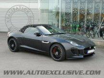 Découvrez les photos de nos réalisations Jaguar F- type