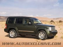 Jantes Auto Exclusive pour votre JEEP Cherokee