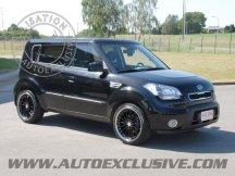 Jantes Auto Exclusive pour votre Kia Soul 2009- 2013