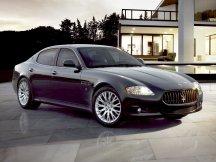 Vitres teintées pour Maserati Quattroporte