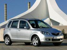 Découvrez les photos de nos réalisations Mazda Mz2 2003- 2006