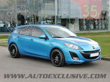 Découvrez les photos de nos réalisations Mazda Mz3 2009- 2013