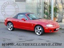 Découvrez les photos de nos réalisations Mazda Mx-5 1998- 2004