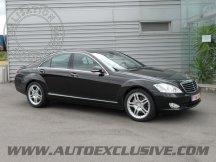Découvrez les photos de nos réalisations Mercedes Classe S 2006- 2012