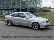 Découvrez les photos de nos réalisations Mercedes Classe E 2003- 2008