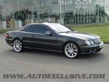 Découvrez les photos de nos réalisations Mercedes Classe CL 1999- 2006