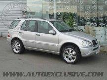 Découvrez les photos de nos réalisations Mercedes ML 1997- 2004