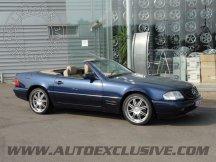Découvrez les photos de nos réalisations Mercedes Classe SL 1991- 2000