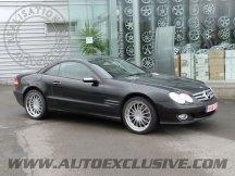 Découvrez les photos de nos réalisations Mercedes Classe SL 2001- 2008