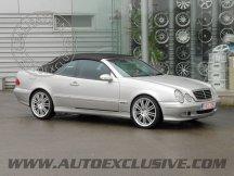 Découvrez les photos de nos réalisations Mercedes Classe CLK 1997- 2002