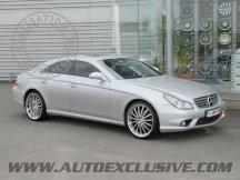 Découvrez les photos de nos réalisations Mercedes Classe CLS 2004- 2010