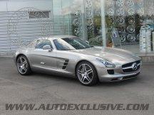 Découvrez les photos de nos réalisations Mercedes AMG SLS