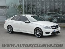 Découvrez les photos de nos réalisations Mercedes Classe C 2007- 2013