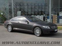 Découvrez les photos de nos réalisations Mercedes Classe CL 2007-