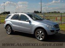 Découvrez les photos de nos réalisations Mercedes ML 2005- 2010