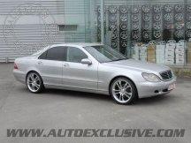 Découvrez les photos de nos réalisations Mercedes Classe S 1998- 2005
