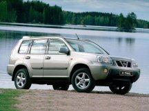 Vitres teintées pour Nissan X-Trail 2001- 2006