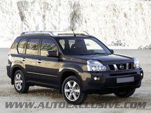 Découvrez les photos de nos réalisations Nissan X-Trail 2007- 2013