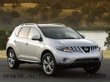 Découvrez les photos de nos réalisations Nissan Murano 2009-