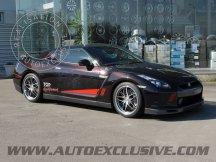 Découvrez les photos de nos réalisations Nissan GT-R