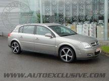 Jantes Auto Exclusive pour votre Opel Signum