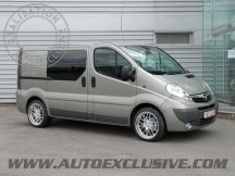 Jantes Auto Exclusive pour votre Opel Vivaro 2001- 2013
