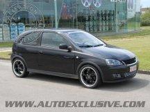Jantes Auto Exclusive pour votre Opel Corsa C