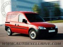 Jantes Auto Exclusive pour votre Opel Combo