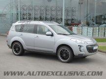 Jantes Auto Exclusive pour votre Peugeot 4007
