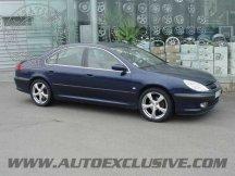 Jantes Auto Exclusive pour votre Peugeot 607