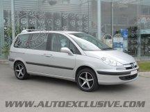 Jantes Auto Exclusive pour votre Peugeot 807