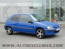 Jantes Auto Exclusive pour votre Peugeot 106