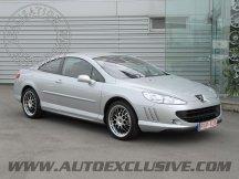 Jantes Auto Exclusive pour votre Peugeot 407