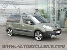 Jantes Auto Exclusive pour votre Peugeot Partner 2008- 2018