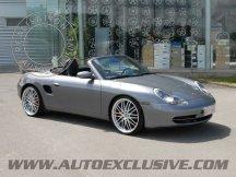 Découvrez les photos de nos réalisations Porsche Boxster 986