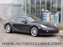 Découvrez les photos de nos réalisations Porsche Cayman 987