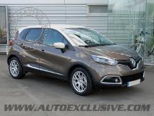 Vitres teintées pour Renault Captur 2013- 2018