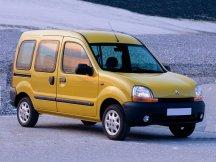 Vitres teintées pour Renault Kangoo 1