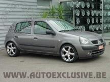 Vitres teintées pour Renault Clio 2